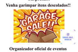 Garage Sale Brasilia - Eletrosbr