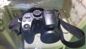 Câmera Digital GE X5 Zoom De 15x 14pixels